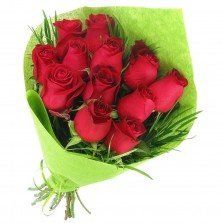 Lovey Dovey Red Roses