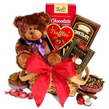 Chocolates & Teddy