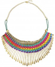 necklace multicolor