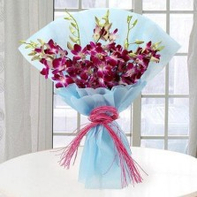 Elegant Orchids Bouquet