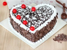 Black Forest Heart (One kg)