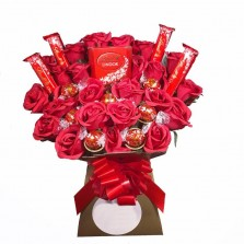 Premium Flowers & Chocolate
