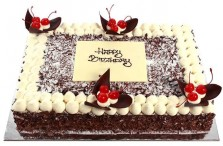 Black Forest Birthday Delight