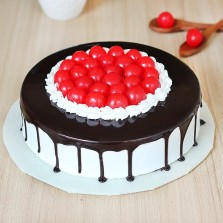 Black Forest Cherries Cake
