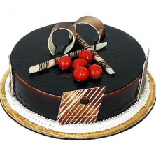 Royale Chocolate Truffle Cake