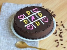 DAD,s Favorite Chocolate Cake