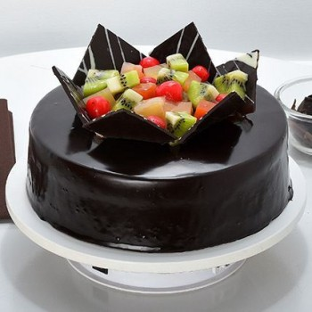 Chocolate Fruit Cake (One Kg)
