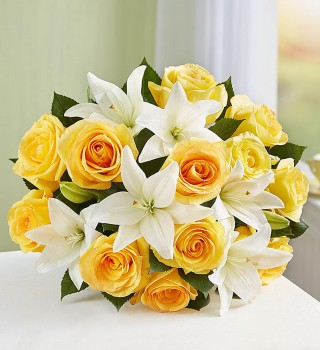 White N Yellow Beauties
