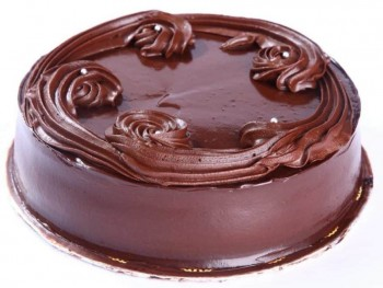 Chocolate Frosting Cake (Half Kg)